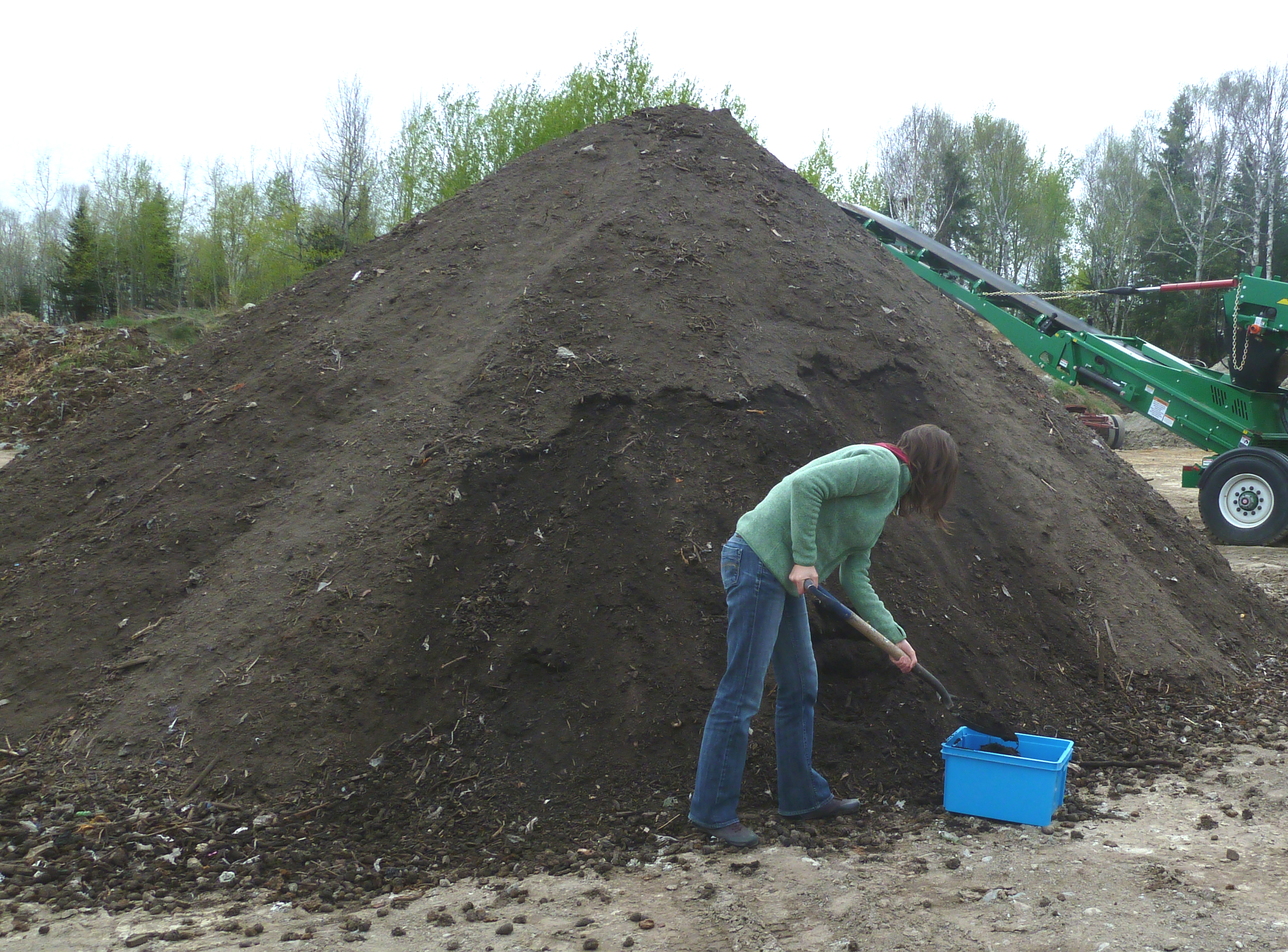 2<sup>e</sup> édition de la distribution gratuite de compost