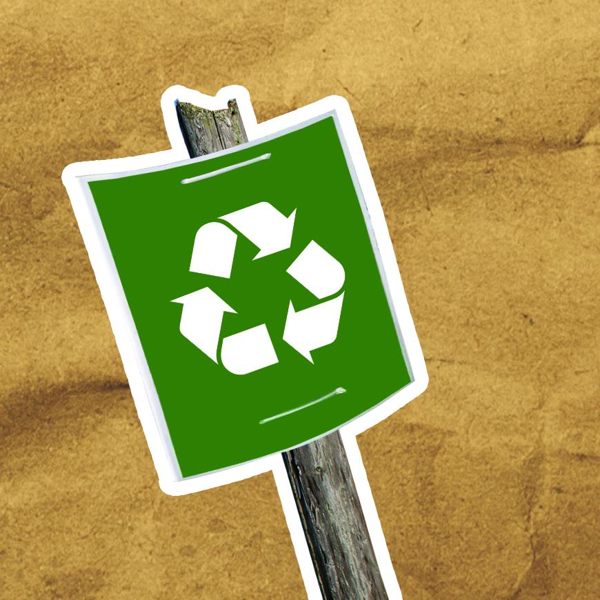 Voter… et recycler!