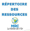 RÉPERTOIRE DES RESSOURCES