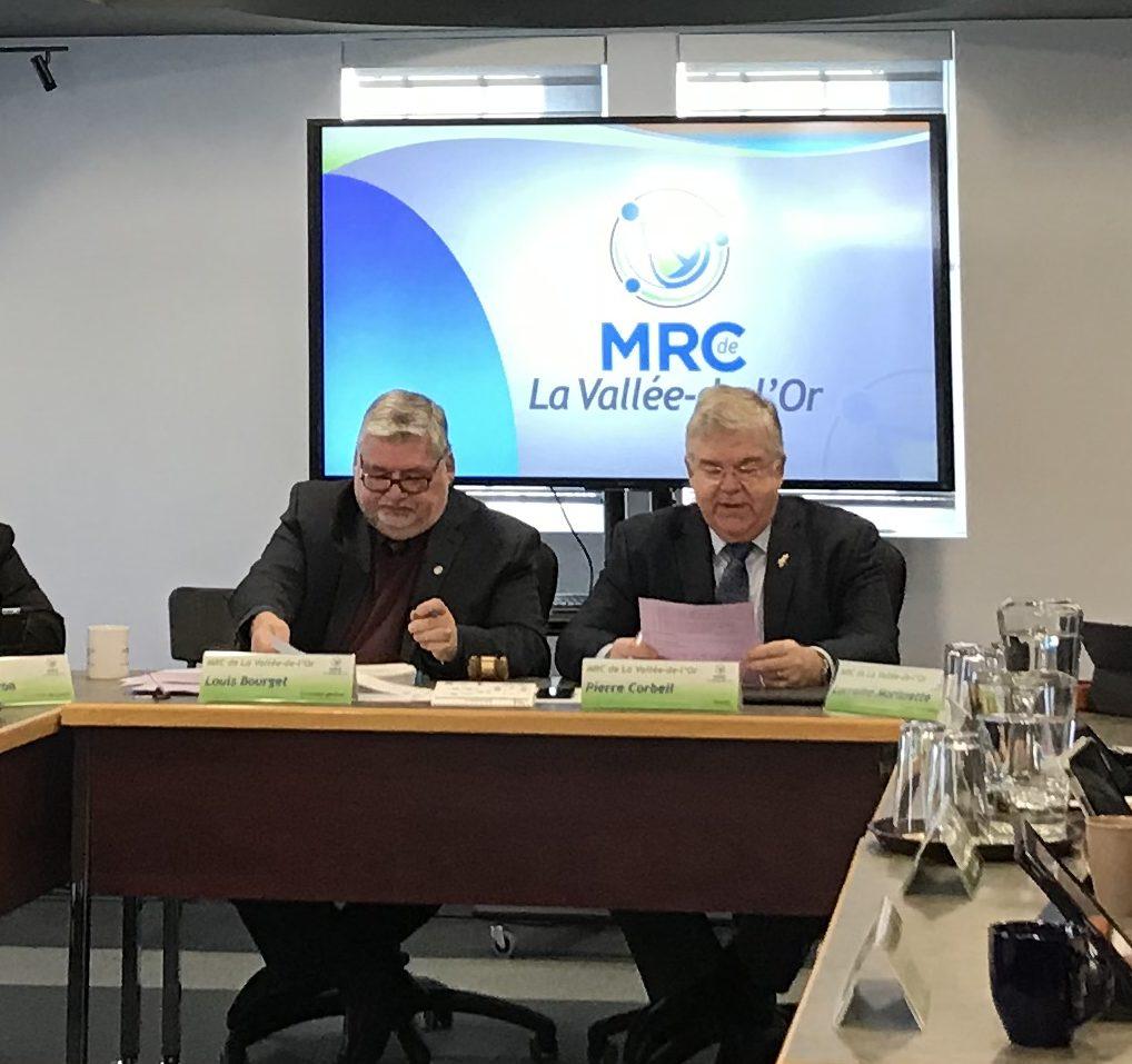 UNE DIVISION D'ÉVALUATION FONCIÈRE DE LA MRCVO EN FONCTION DÈS 2020